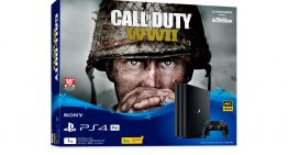 PS4 Pro《Call of Duty WWII 同捆組》11 月 3 日限量登場