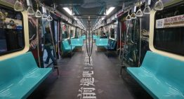 PS4《MONSTER HUNTER: WORLD》台北捷運主題車廂,今日起動
