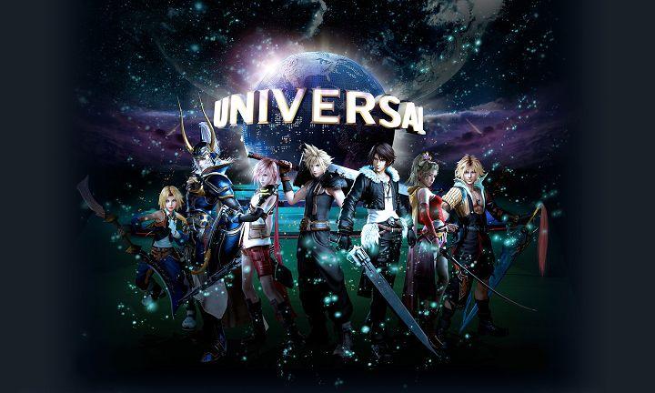 日本環球影城 Final Fantasy XR Rider 遊玩心得與周邊攻略