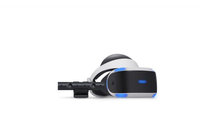 PS VR 兩款同捆組自即日起以全新價格提供