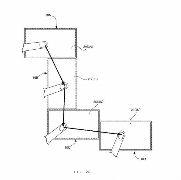 任天堂全新專利曝光:多重螢幕訊息傳遞處理裝置
