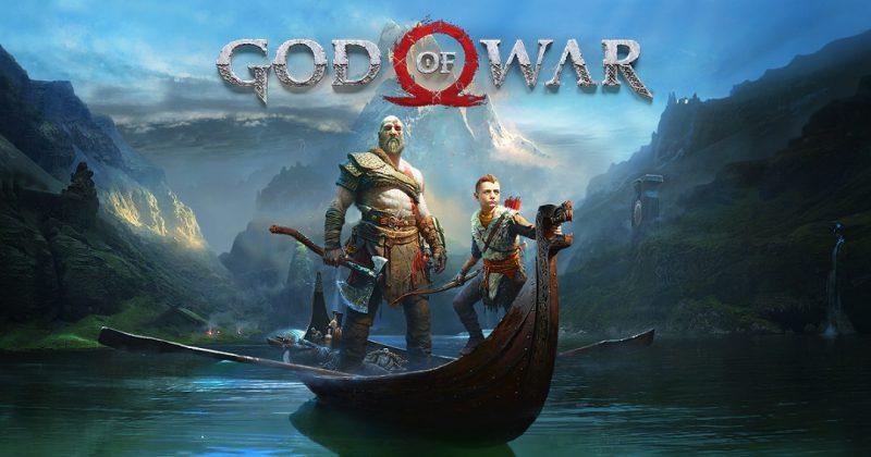 慶祝 PS4 《God of War》上市,實況主10 小時直播馬拉松、遊戲體驗專區免費試玩