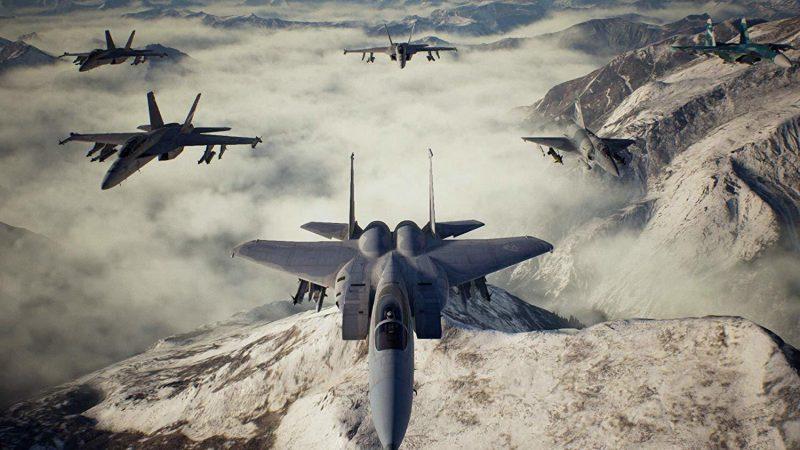 ACE COMBAT:在未知的天空中吟唱不被歌頌的戰爭