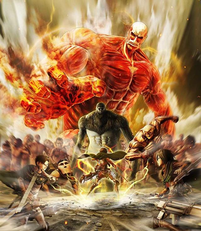 《進擊的巨人2 -Final Battle-》:奪回牆外模式與體驗版公開