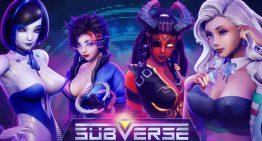 用愛來團結整個銀河:成人遊戲《Subverse》群募突破  210 萬美金