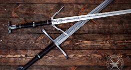 你製杖嗎?不,我販劍,而且還是獵魔士官方認證的