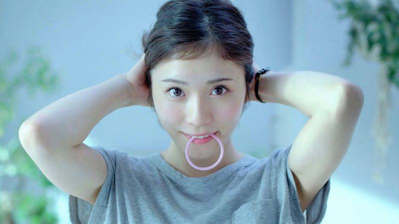 這個笑容就由我來守護,松岡茉優生日快樂!