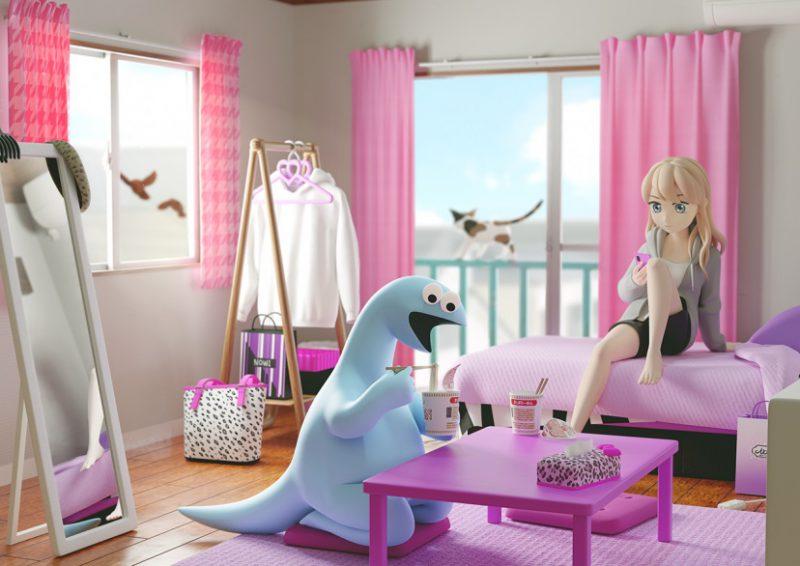 《辣妹與恐龍》:關於辣妹我們知道的夠多了,來聊聊恐龍吧!