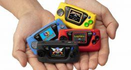 SEGA「霧計算遊戲」與微型掌機 Game Gear Micro 復刻