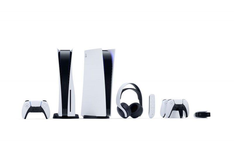 SIET 宣布 PS5 將於 11 月 19 日在台上市,預購活動開跑