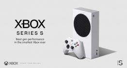 微軟低配版新世代主機「Xbox Series S」公開, 299 美元 11  月上市