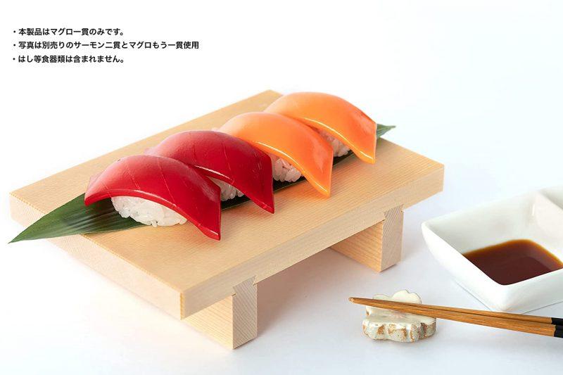 誰知盤中米,粒粒皆辛苦:壽司模型以醋飯顆粒為單位製作