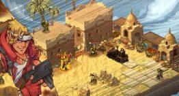 人氣動作射擊遊戲《METAL SLUG》變身策略類遊戲登場!