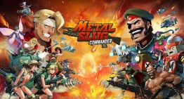 《METAL SLUG》系列最新手遊《METAL SLUG:COMMANDER》 今日正式上線