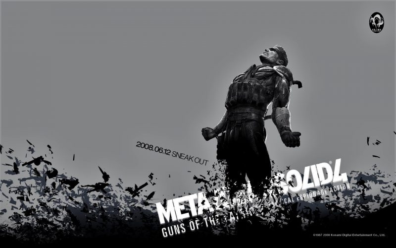 或許,現在正適合重玩《特攻神碟(Metal Gear Solid)》系列